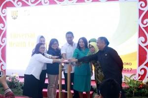 RSUD Wongsonegoro bagi 1.000 takjil/hari selama Ramadhan