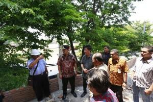 Tarik Wisatawan, Fasilitas Kampung Pelangi Semarang Terus Ditambah