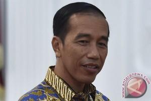 Jokowi Yakin Semangat Cainta Kasih Ajaran Budha bisa Dilaksanakan Horizontal