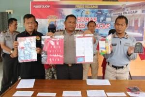 Dikendalikan Napi, Pengedar Sabu-sabu di Cilacap Diringkus Polisi