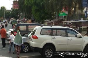 Pengelolaan Parkir di Kudus Ditawarkan ke Swasta