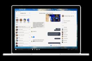 Facebook luncurkan aplikasi Workplace Chat