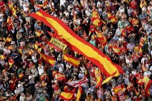 Jerman Tolak Akui Kemerdekaan Catalunya