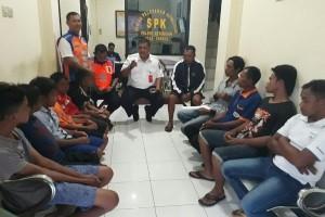 Lempari KA Wijayakusuma, 6 Bocah Ditangkap