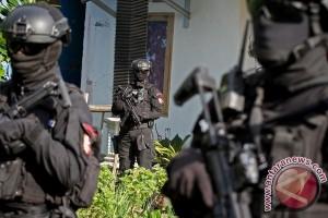 Terduga teroris ditangkap di Solo dan Karanganyar