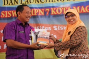 SMP VII Kota Magelang-UMM Kerja Sama Perpustakaan
