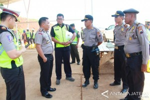 Eksekusi Tanah PLTU Batang Berjalan Lancar