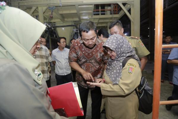 Wali Kota Semarang Sidak Pabrik Pakan Ternak Berkutu