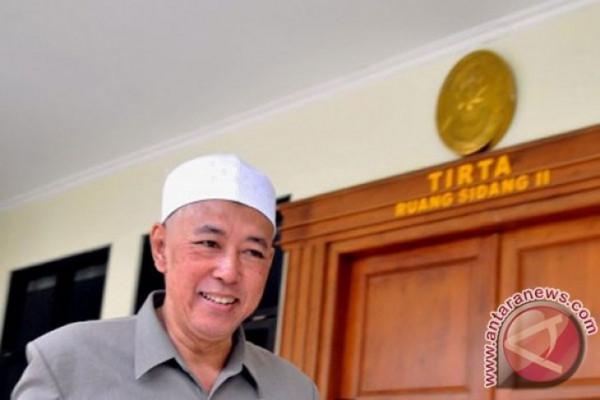 Asmadinata, Mantan Hakim Tipikor Semarang Meninggal di Penjara