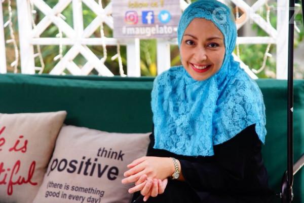 Lewat Bisnis Gelato Nora Bawazeir Berusaha menebarkan Kebahagiaan
