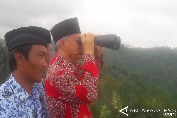 Bupati Temanggung Luncurkan Wisata Bukit Kembang Arum
