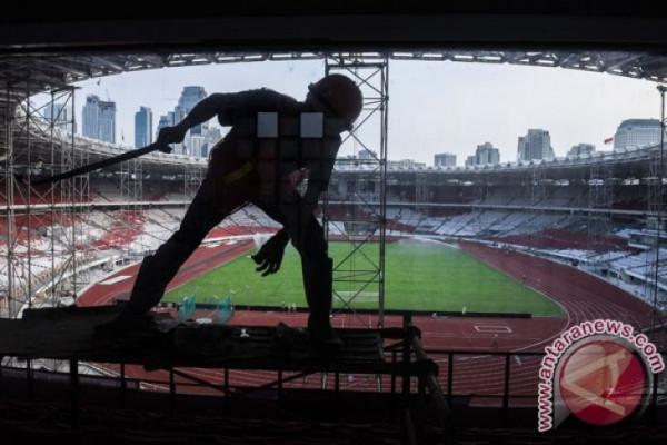 Akhir Desember, Infrastruktur Asian Games Rampung
