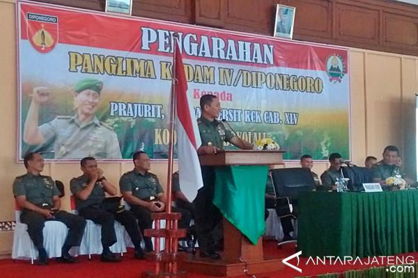 Pangdam: Fungsi Teritorial TNI Dilaksanakan dengan Penjiwaan