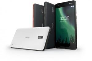 Nokia 2 Dilengkapi Layar HD 5 inci Kamera Utama 8MP