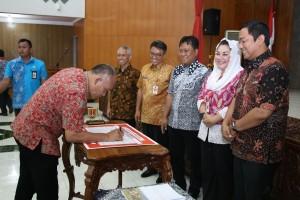 70 OPD Semarang Berkomitmen Percepatan