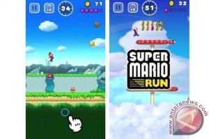Nitendo Umumkan Gim Mobile Super Mario Tembus 200 Juta Unduhan