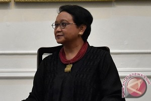 Menlu: Indonesia Berkomitmen Mendukung Proses Rekonsiliasi dan Pembangunan di Afganistan