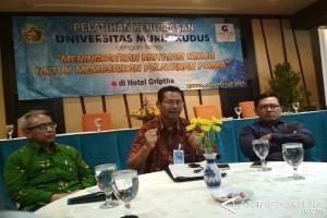 Universitas Muria Bakal Layani Legalisasi Ijazah Via