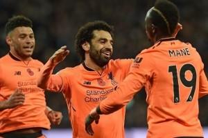 Liverpool Gulung West Ham 4-1