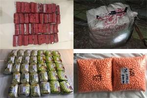 BNN Bongkar Jaringan Narkoba Internasional, Sita 212,5 kg Sabu dan 8.500 Estasi