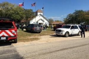 Penembakan di Gereja Texas 20 Orang Tewas