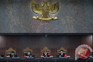 MK Putus Gugatan Mantan Lima Pejabat yang Menjadi Narapidana Korupsi
