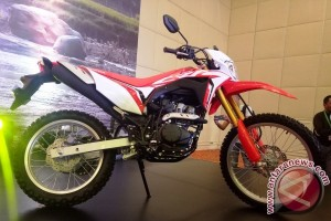 AHM Luncurkan Honda CRF150L yang Dirakit secara Lokal