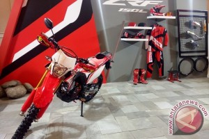 Motor All New Honda CRF150L Resmi Meluncur