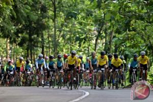 Enam Ribu Peserta Ramaikan BTN Tour De Borobudur