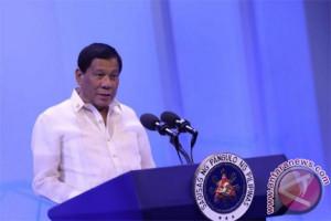 Presiden Duterte Soroti Soal Terorisme Saat Buka KTT ASEAN 2017
