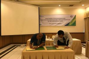 BPJS Ketenagakerjaan-Kejari Wilayah Kedu Tandatangani MoU