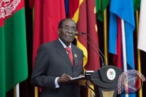 Presiden Zimbabwe Dikudeta Militer