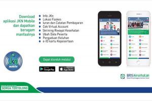 Berikut Menu Utama Aplikasi Mobile JKN