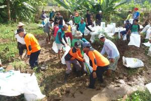 BPBD Cilacap: Banjir di Desa Madura Telah Surut