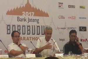 Ganjar: Borobudur Marathon Meningkatkan Kunjungan Wisata