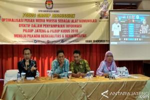 KPID: Media Diharapkan Jadi Wasit Saat Pilkada