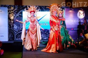 Fashian Minang Minang Oh Minang di Indocraft 2017 Promosikan Pesona Busana Minang