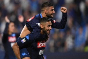 Bungkam AC Milan 2-1, Napoli Kian Kukuh di Puncak Liga Italia