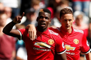 Pogba Gemilang, Manchester United Gulung Newcastle 4-1