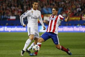 Ditahan Atletico, Real Madrid Semakin Tertinggal dari Barca