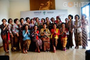 Komunitas Perempuan Pelestari Budaya Berkomitmen Lestarikan Budaya Tradisional