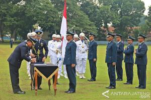 KASAU Lantik 187 Perwira Setukpa TNI AU
