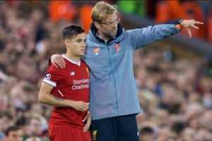 Klopp: Coutinho Fokus Menangkan Liverpool Saat Melawan Sevilla