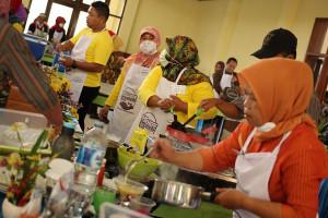 Dinas Pangan Wonosobo Fasilitasi Olah Daging ASUH