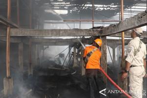 Peternakan Ayam di Kudus Terbakar, Kerugian Ditaksir Miliaran Rupiah