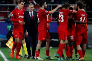 Ditahan Maribor, Nasib Spartak ke-16 Besar Liga Champions di Ujung Tanduk