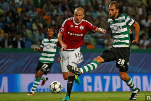 Sporting Lisbon Tekuk Olympiakos 3-1