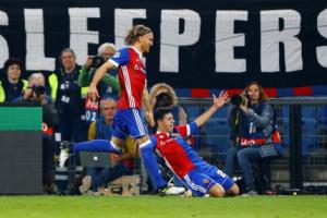 Ditekuk Basel 0-1, Langkah MU ke 16 Besar Tertahan