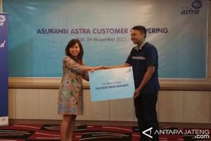 Astra Bayarkan Klaim Asuransi Kebakaran Kapal Juwana