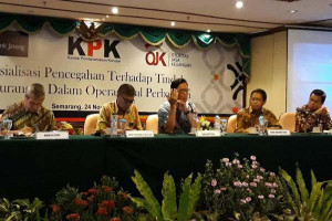 Cegah Korupsi, Bank Jateng Gandeng KPK dan OJK